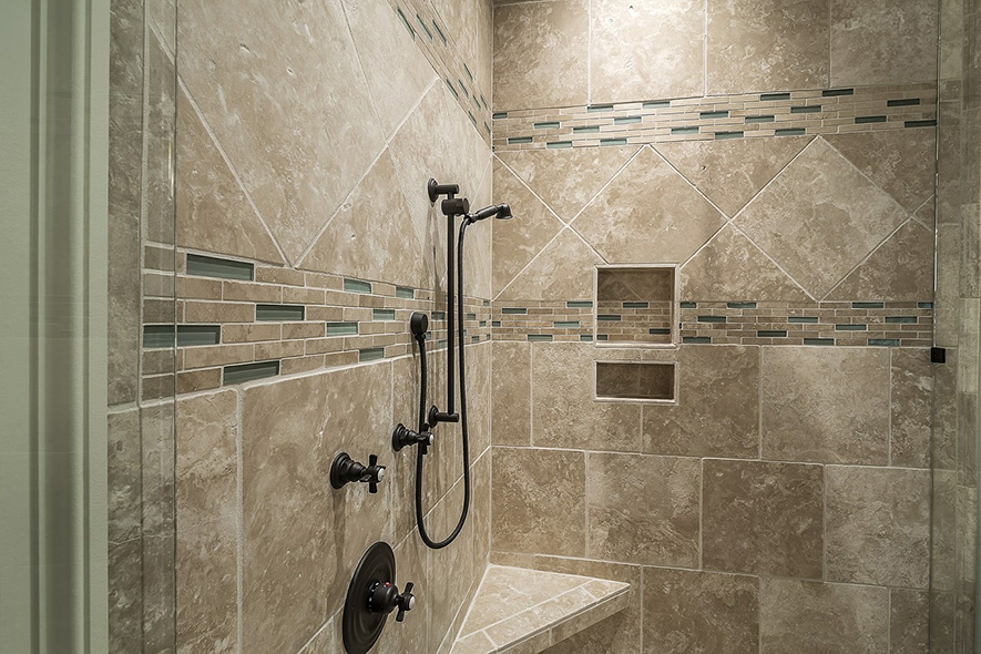 Tub To Walk In Shower Conversion Gives Surdus Clients More Space