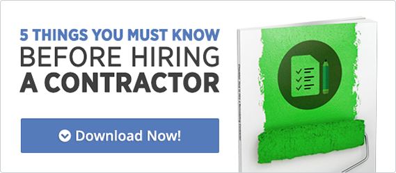 5 Things You Must Know Before Hiring a Contractor