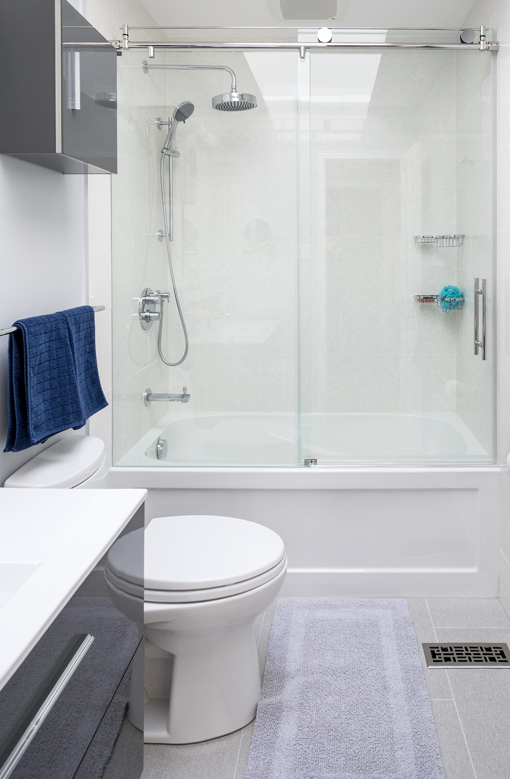Low-Cost Bathroom Remodels - Surdus Remodeling