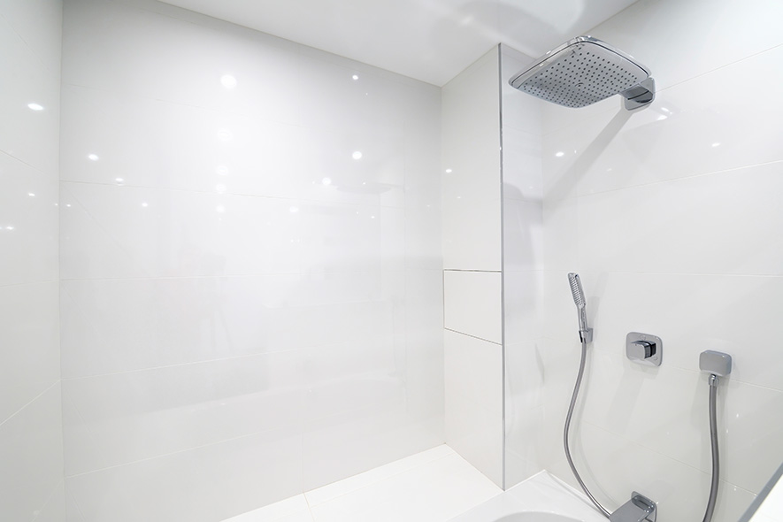 Lighting Basement Washroom Stairs: Tub To Shower Conversion Cost